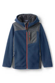 School Uniform Boys Bonded Fleece Jacket
