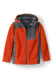 Boys Bonded Fleece Jacket