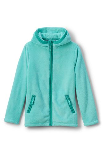 Girls Softest Fleece Jacket
