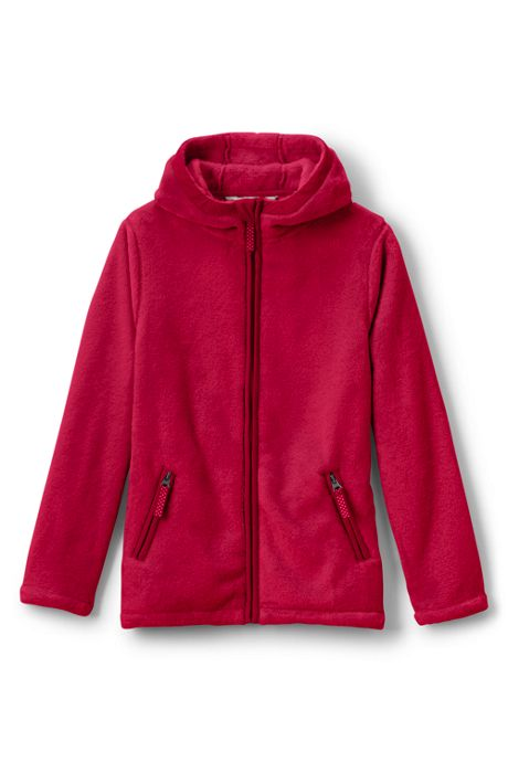 School Uniform Girls Plus Softest Fleece Jacket