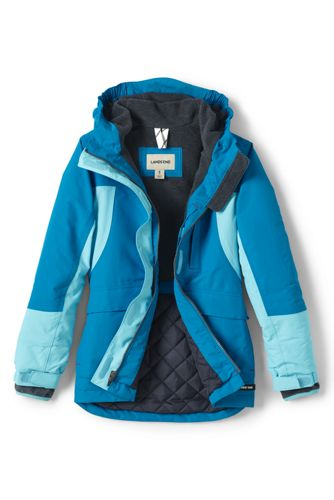 Little Girls' Squall Parka