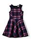 Ärmelloses Neopren Kleid für große Mädchen