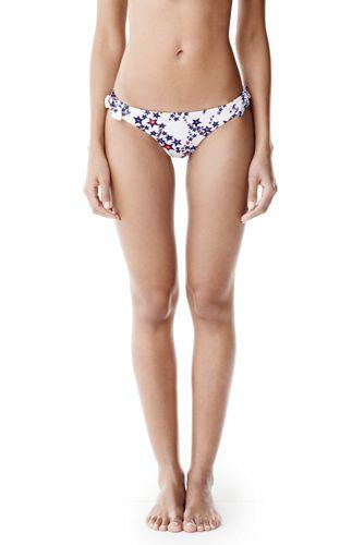Bikinihose mit Zierschleifen, Sternenregen