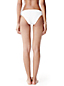 Women's White Side Tie Bikini Bottoms