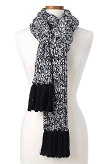 Women's Marl Knit Scarf