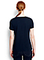 Women's Regular Ponte Ribbon Front Tee