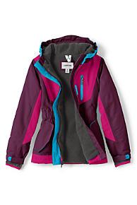 Girls Winter Coats &amp Jackets | Lands&39 End