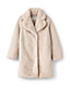 Girls' Faux Fur Coat