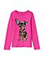 Le T-shirt Design Moderne Chic Petite Fille