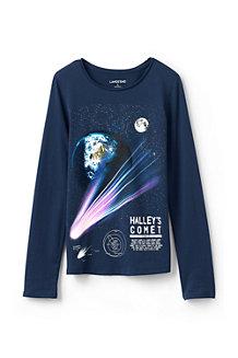 Le T-shirt Design Moderne Fille