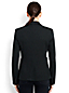 Women's Regular Long Sleeve Jacquard Blazer