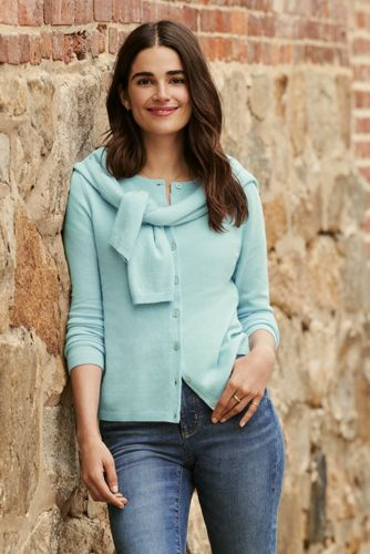 Women's Cashmere Cardigan Sweater