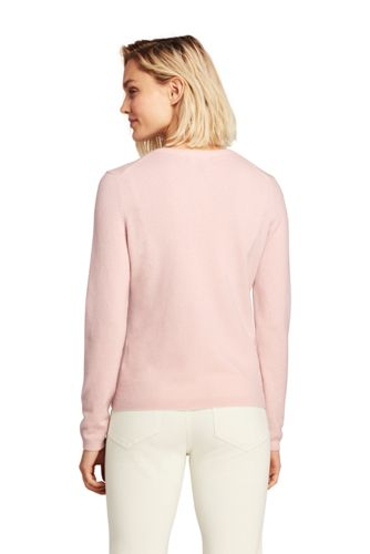 Womens Cashmere Cardigan Sweater From Lands End