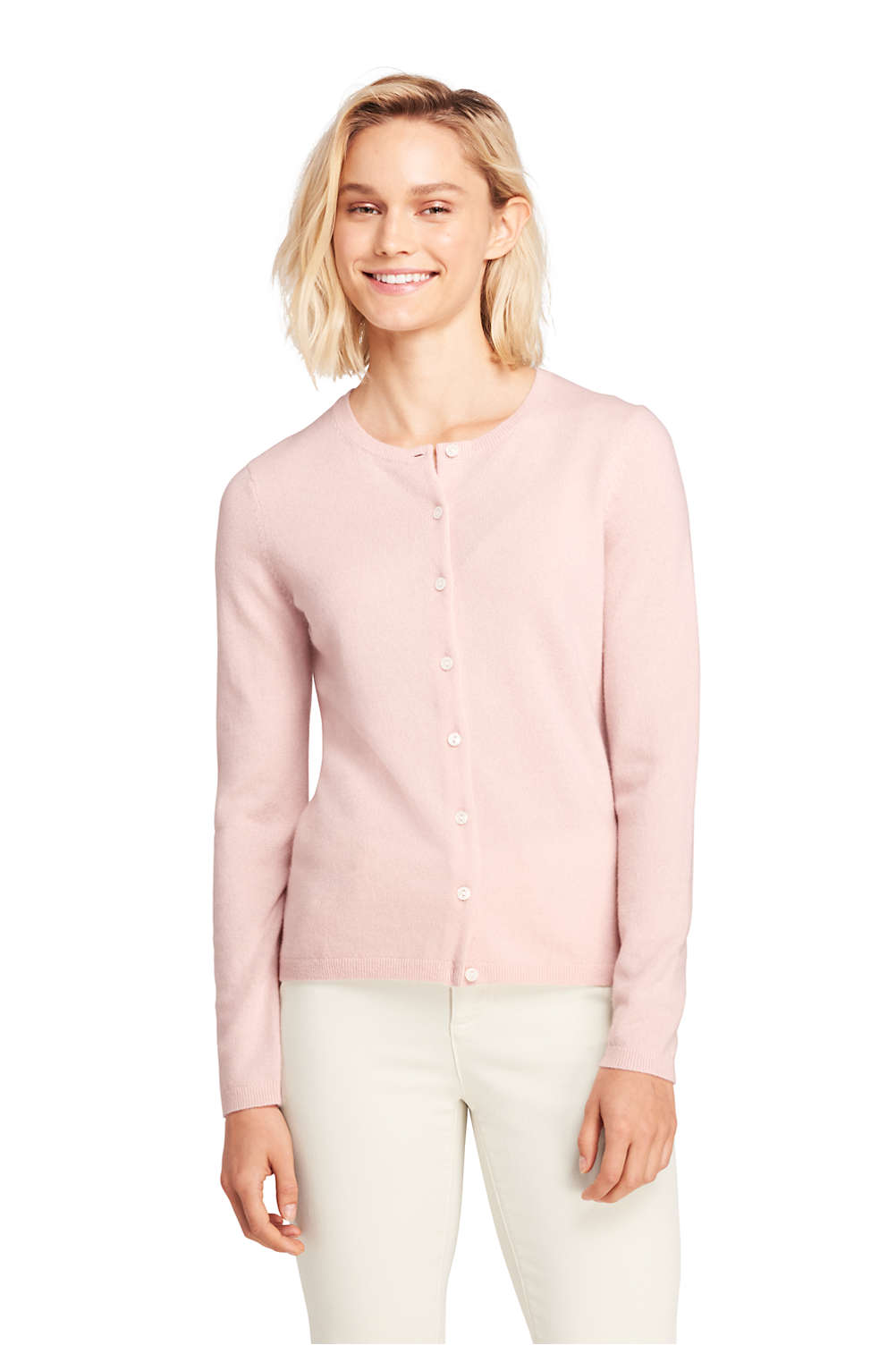 Women s Cashmere Cardigan Sweater from Lands  End d75d189c2