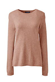 Womens Brown Pullovers Lands End