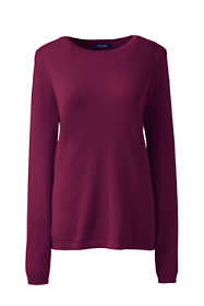 Women's Plus Size Cashmere Sweater