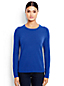 Women's Regular Cashmere Open Crew Neck Jumper