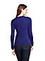Kaschmir-Pullover mit rundem Ausschnitt