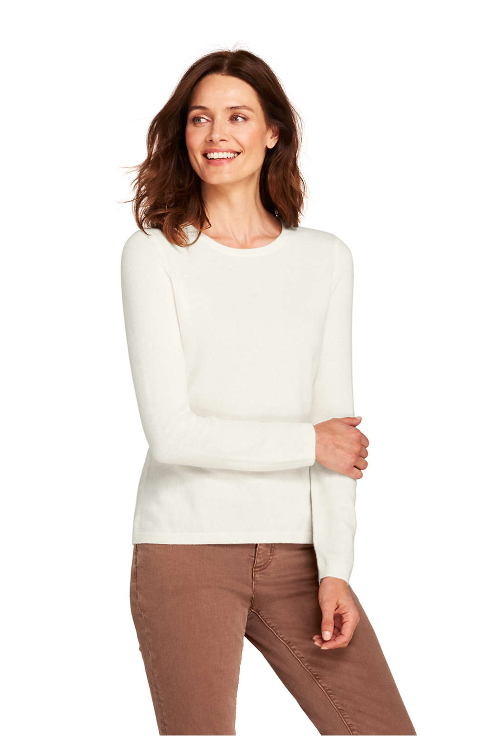 c7fa64a5ef1 Women s Cashmere Sweater from Lands  End