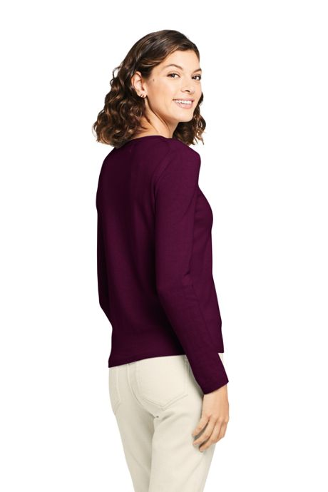 Women's Tall Cashmere Crewneck Sweater