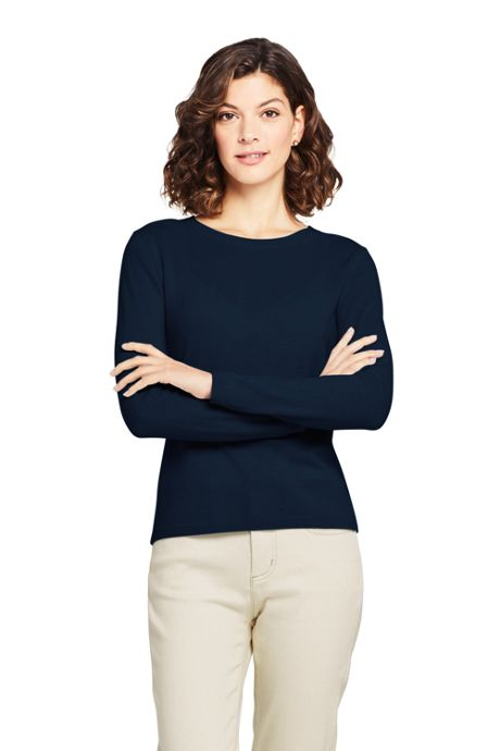 Women's Cashmere Crewneck Sweater