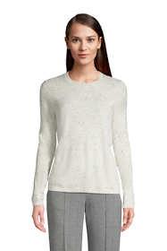 Women's Tall Cashmere Crewneck Sweater