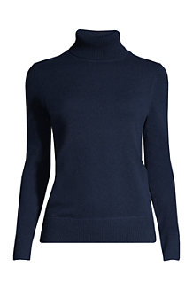 Women's Cashmere Roll Neck Jumper