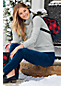 Rollkragen-Pullover aus Kaschmir für Damen