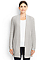 Women's Regular Cotton Blend Long Shaker Cardigan