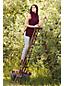 Women's Regular Cotton/Merino Sleeveless Cowl Neck Jumper