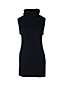 Women's Regular Cotton/Merino Sleeveless Cowl Neck Jumper