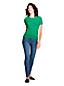 Women's Regular Supima Short Sleeve Jumper