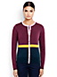 Women's Regular Colourblock Fine Gauge Supima Cardigan