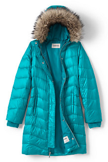 Girls' Hyperdry Fashion Down Coat