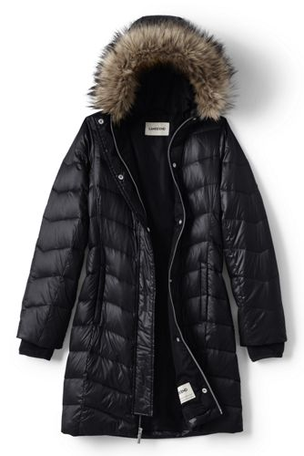 Girls Winter Coats &amp Jackets | Lands&39 End