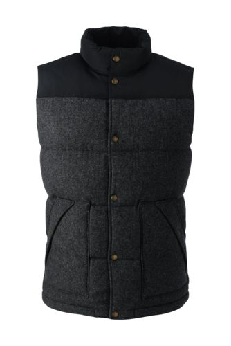 Men's Regular HyperDRY Down Gilet