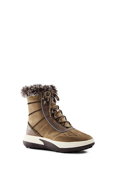 Lands End Mens Chill Action Boots