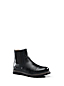 Boys' Lugged Leather Chelsea Boots