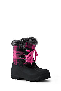 Girls Snow Boots Shoes from Lands' End