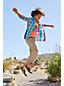 Iron Knees® Chinohose für kleine Jungen