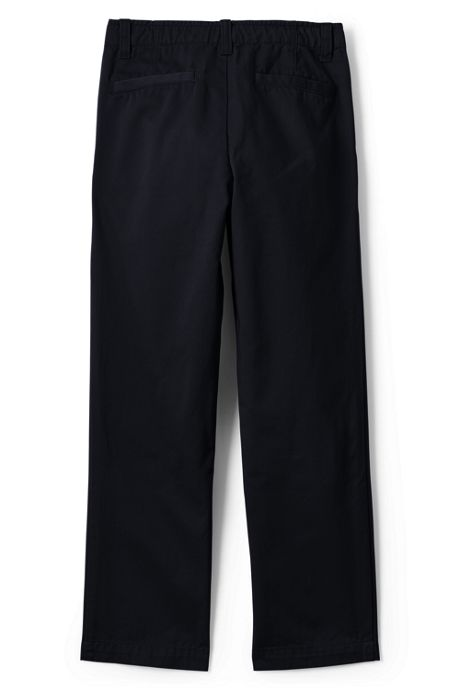 Boys Husky Iron Knee Cadet Pants