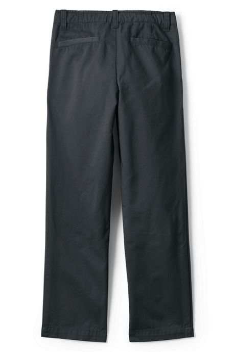 Boys Iron Knee Cadet Pants