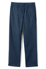 Boys Slim Iron Knee Chino Cadet Pants