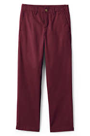 Boys Husky Iron Knee Chino Cadet Pants