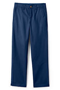 Boys Iron Knee Chino Cadet Pants, Front