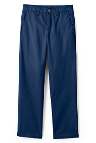 Lands End Boys Iron Knee Pull On Pants