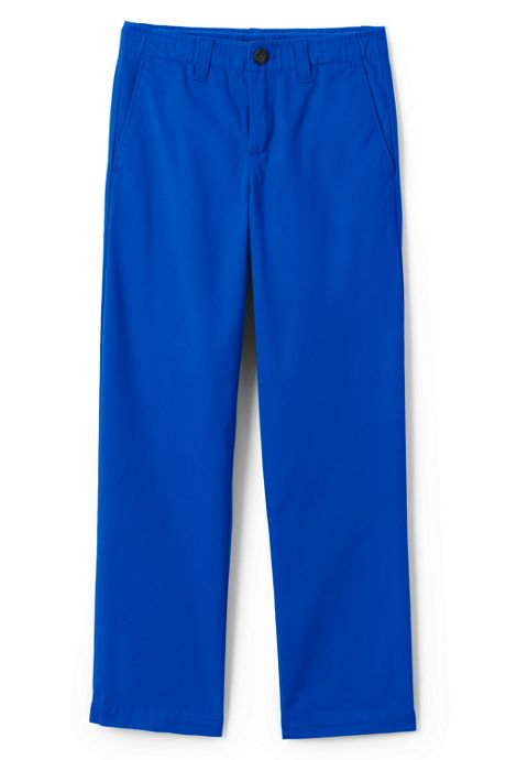 Boys Iron Knee Chino Cadet Pants