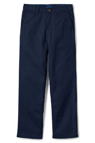 Boys' Iron Knee® Flannel-lined Cadet Trousers