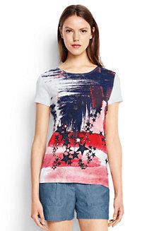 T-Shirt, Sternenregen