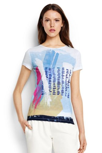 Brush Stroke Tee